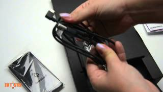 Unboxing Smartphone Sony Xperia S LT26i - Resenha Brasil