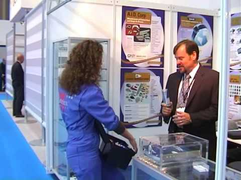 Metrica Services - Aircraft Interiors Expo 2009