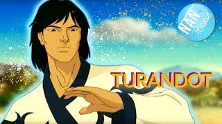 TURANDOT | Toda la película para niños en español | TOONS FOR KIDS | ES