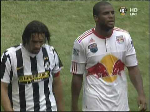 New York Red Bulls vs Juventus 3-1 Video