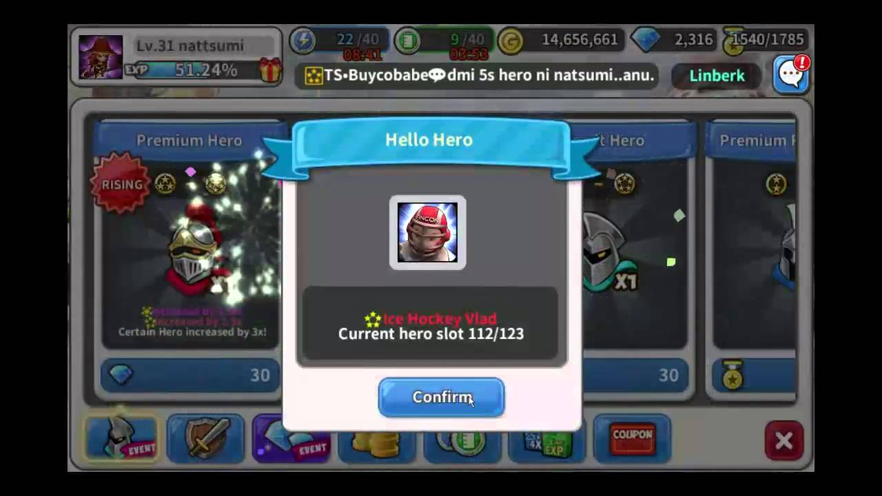 Facebook - http://www.facebook.com/nattsumigaming Twitter - http://twitter.com/nattsumigaming As of 6/30/15 Heroes Collected [ 360/402 ] Edited out the upgra...