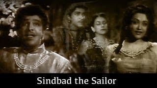 Sindbad the Sailor, 1952- 85/365 Bollywood Centenary Celebrations