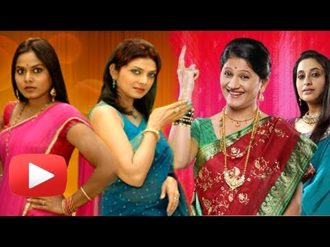 """Sarabhai Vs Sarabhai"" & ""Tu Tu Main Main"" In Marathi - Hit Or Flop?"
