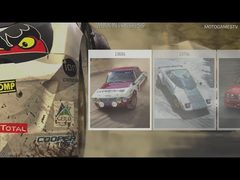 DiRT Rally [PC, PS4, Xbox One] - Full Car List (All Cars & Liveries)