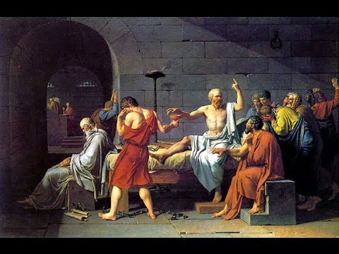 Why do we obey the law? The trial of Socrates