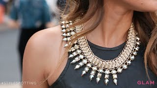 Jewelry at New York Fashion Week   Style Spotting