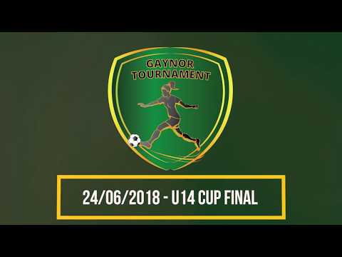 Gaynor Tournament: U14 Cup Final