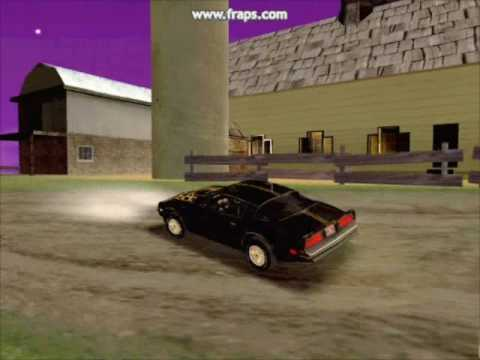 The Return of The Black Car