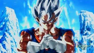 Vegito Mastered Ultra Instinct vs Broly AMV - Dragon Ball Super: Broly Movie 2018