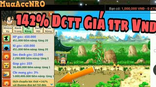 Nh0csc1 || Review Nội Tại 142% Dịch Chuyển Tức Thời | ngọc rồng online