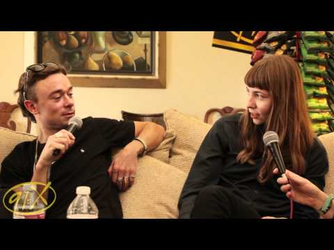 91X :: Coachella 2012 :: The Big Pink Interview