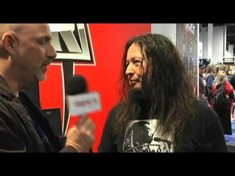 NAMM 2010: Michael Wilton (Queensrÿche) Interview