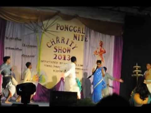 UNIMAS Ponggal Nite 2013 - Banaras pattu katti By The Boys