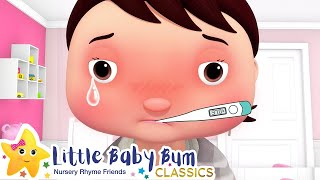Taking Medicine Song!!! | Nursery Rhymes & Kids Songs! | Baby Songs | Little Baby Bum