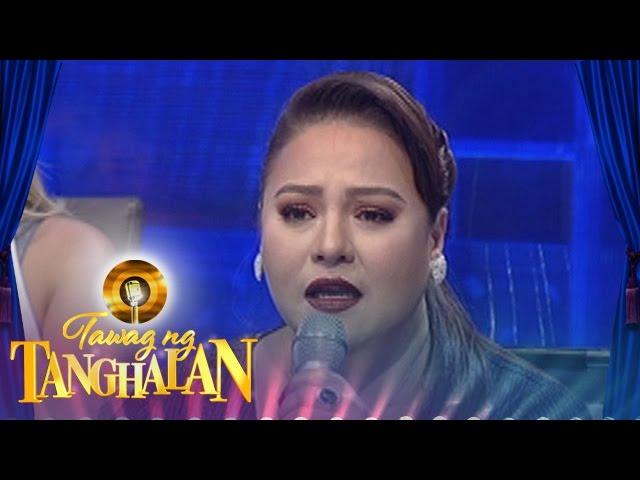 Tawag ng Tanghalan: Karla's heartfelt message for Carlmalone
