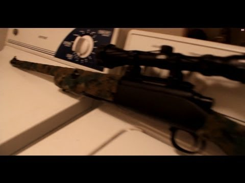 Firepower SAR-10 CO2 650 FPS Bolt Action Sniper