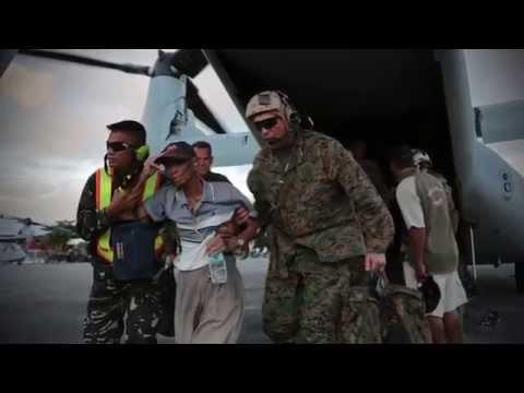Typhoon Yolanda, A Year later: U.S. Embassy Manila Supports Filipino Resilience