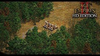FOREST PRISON CLOCKWORK WAR AOE2 HD