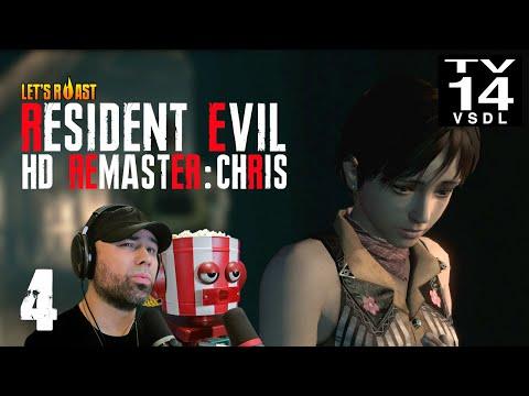 Let's Riff Resident Evil Hd Remaster - Part 4: Deputy Jailbait video