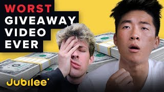 How We Completely Failed to Give Away $1000