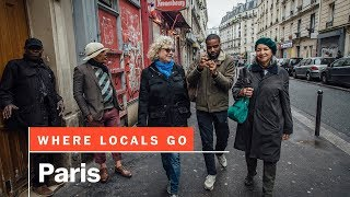 A Paris tour that follows the footsteps of great black figures | Where Locals Go