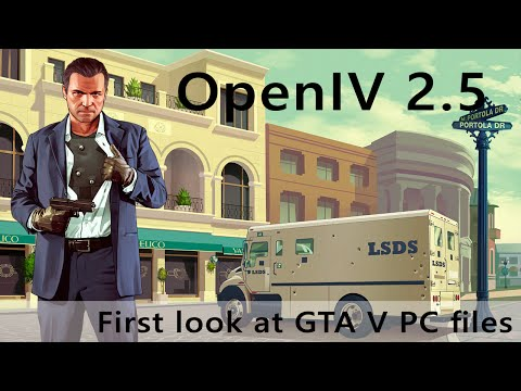 OpenIV 2.5