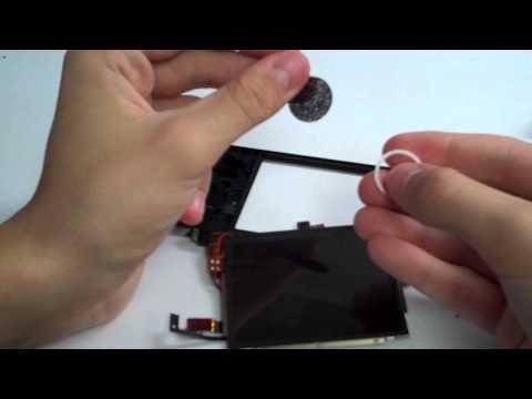 How to Repair DSi Upper LCD Screen