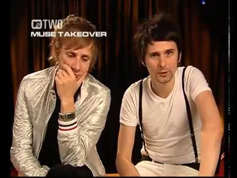 Muse Take Over - Matt and Dom choose music videos Music Videos