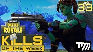 Fortnite: Battle Royale - Top 10 Kills of the Week #33 (Fortnite Moments)