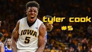 """Tyler Cook 
