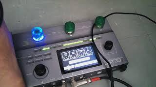 รีวิว MOOER มัลติเอฟเฟคกีตาร์ รุ่น  GE200    FX/COMP (535 WAH)