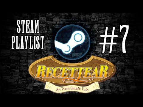 Steam Playlist - Recettear: An Item Shop's Tale P7 (Days 18-20) (Livestream Highlight)