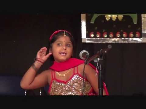 Hasya Kavita By Kaushika Biswas  Boston Durgabari video