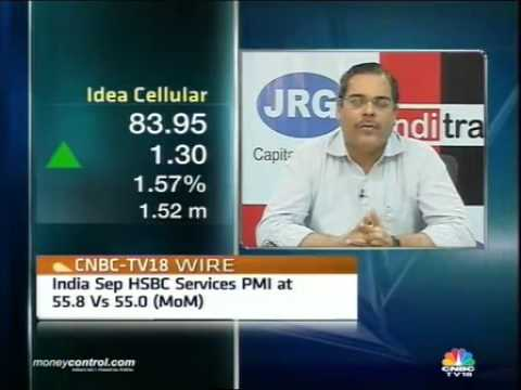 Add Bharti Airtel in your portfolio says Anand Tandon Oct 4 2012