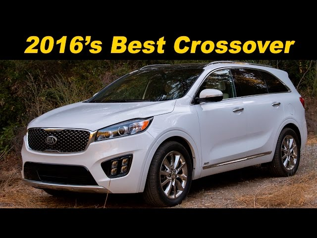 2016 / 2017 Kia Sorento Review and Road Test - DETAILED in ...
