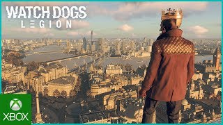 Watch Dogs Legion: E3 2019 Gameplay Walkthrough | Ubisoft [NA]