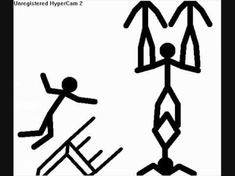 Stickfigure Dance- Hip Hop