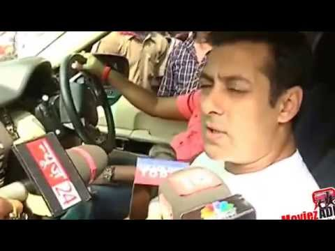 Salman Khan Clarifies Car Accident Case
