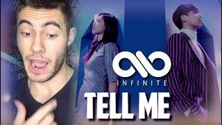 Infinite (인피니트) - Tell Me MV Reaction!! [Really Catchy!]