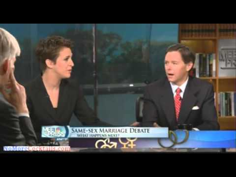 Ralph Reed Lays the Smackdown on Rachel Maddow on Meet the Press