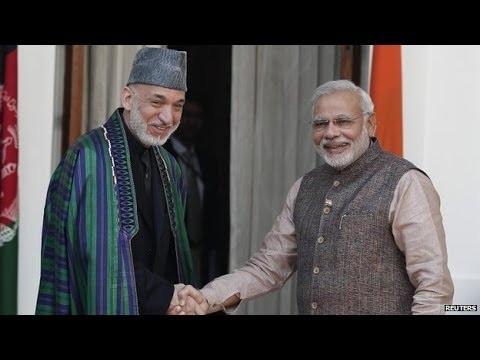 Narendra Modi Discussion With Afghan President Over Herat Attack