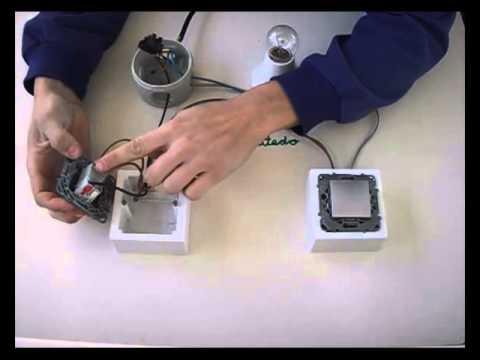 Como instalar una lampara de techo de dos focos - Instalar lampara techo ...