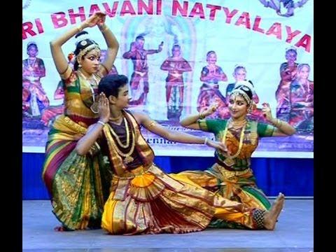 Om Namo Narayana - Sri Bhavani Natyalaya video
