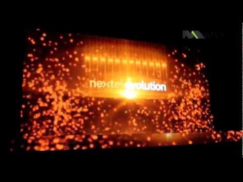 Lanzamiento de Nextel Evolution