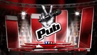 """Jingles Pub """"The Voice: La plus belle voix"""" TF1"""