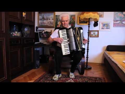 Jan Bułczyński Gra Zapomniane Melodie Na Akordeonie [zestaw #21]