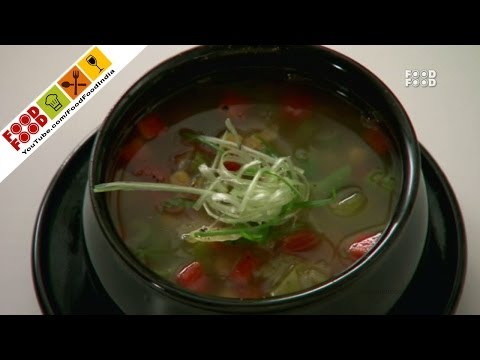 Healthy Clear Soup | Food Food India - Fat To Fit | Healthy Recipes