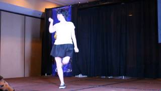 2014-8-10 Anime Overload's Got Talent Dancer 2 Final