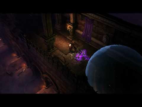 Diablo 3 Gameplay de la Sorcière