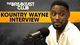 Kountry Wayne On Viral Comedy And Never Getting Booed Off Stage